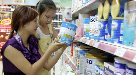 Giá sữa cho trẻ em không tăng đến hết năm 2016 - 1