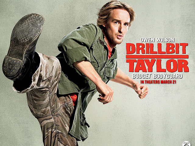 Trailer phim: Drillbit Taylor - 1