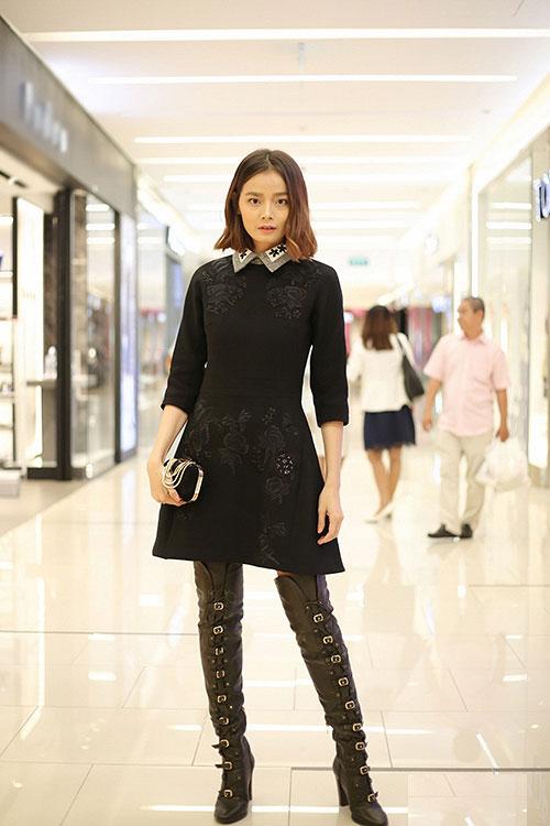 """Huyền My, Hà Hồ """"thống trị"""" bảng xếp hạng top mặc đẹp - 12"""