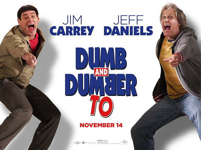 Trailer phim: Dumb And Dumber To - 1