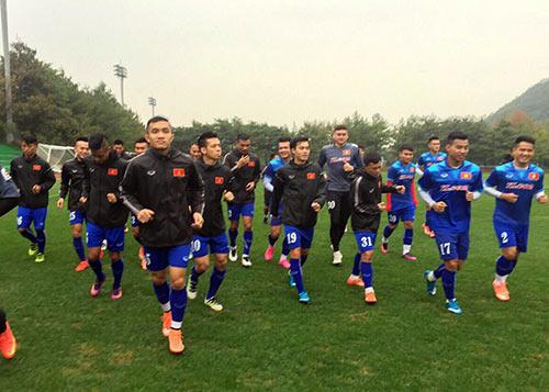 Đến Hàn Quốc, ĐTVN sắp đấu đội 5 lần vô địch K-League - 7