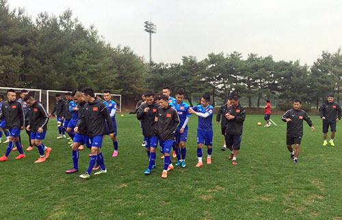 Đến Hàn Quốc, ĐTVN sắp đấu đội 5 lần vô địch K-League - 8