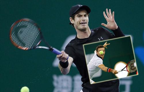 "Murray - Agut: Đẳng cấp ""dập"" phong độ (CK Shanghai Masters) - 1"