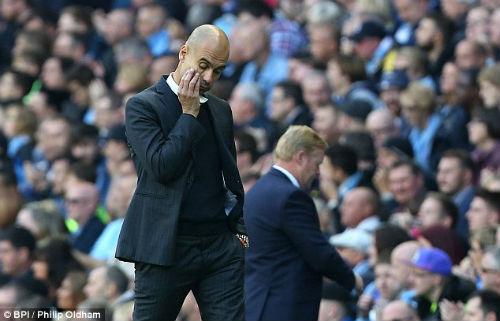 """Barca & Messi trở lại bùng nổ: Man City - Pep """"run rẩy"""" - 3"""