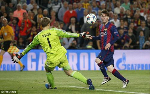 """Barca & Messi trở lại bùng nổ: Man City - Pep """"run rẩy"""" - 4"""