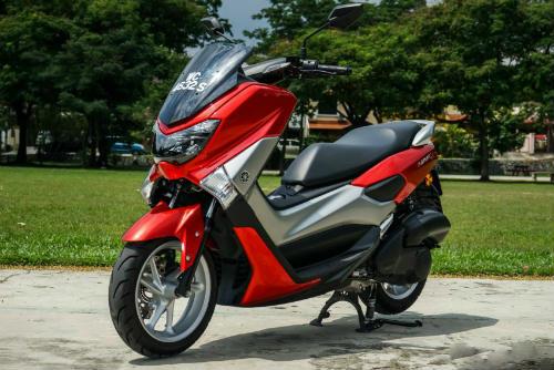 Yamaha NVX 150 sẽ ra mắt trong tháng 10 tại Việt Nam - 1