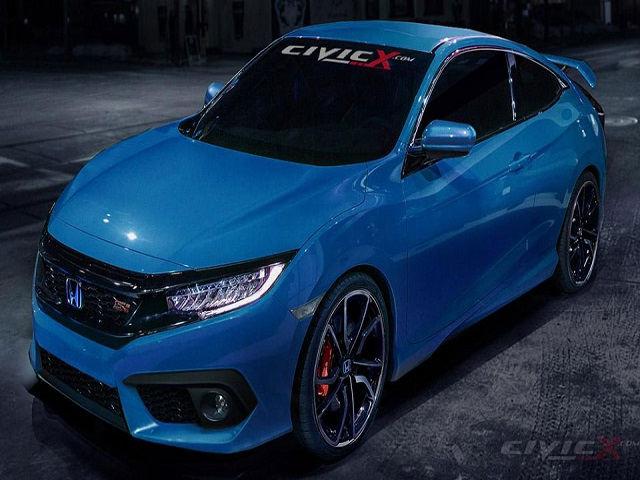 Honda Civic Si sẽ ra mắt tại LA Auto Show 2016 - 1
