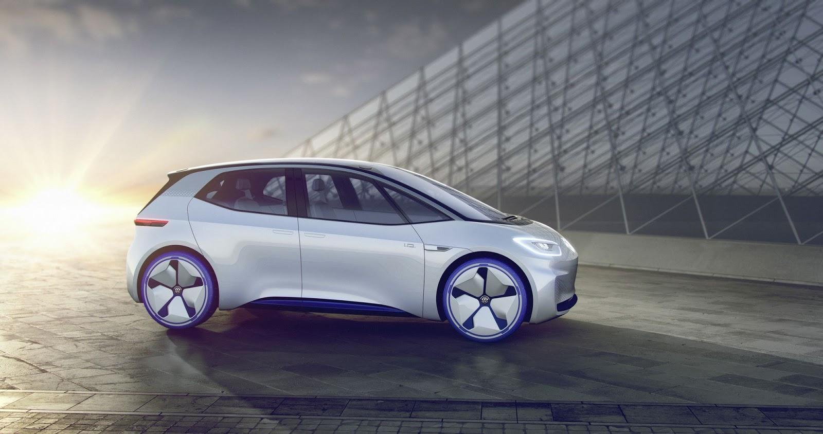 """Volkswagen ham vọng trở thành """"kẻ thống trị"""" thị trường xe điện - 2"""
