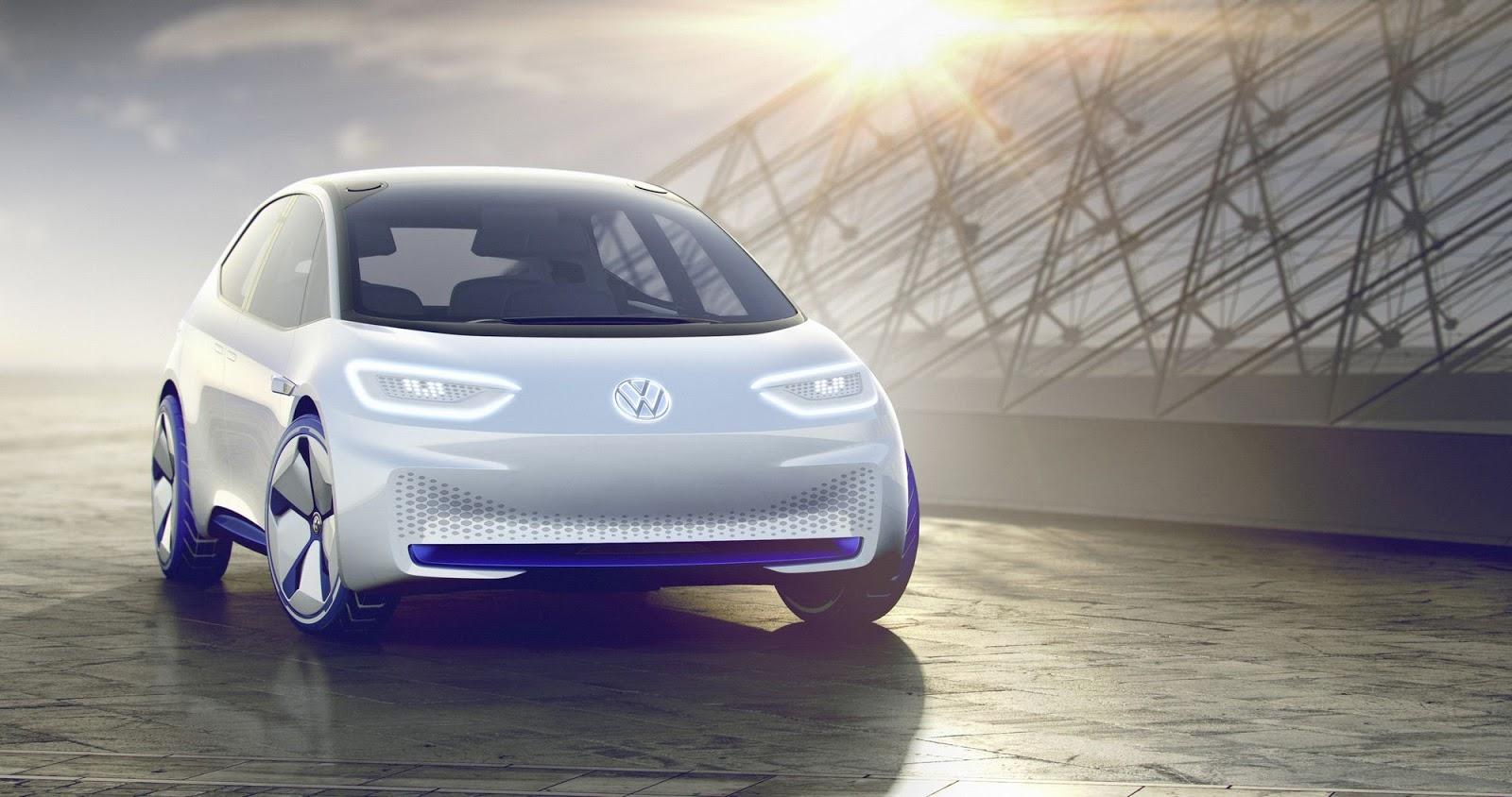 """Volkswagen ham vọng trở thành """"kẻ thống trị"""" thị trường xe điện - 1"""
