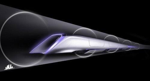 Dubai sẽ thử siêu phương tiện đạt vận tốc 1.280 km/h? - 3