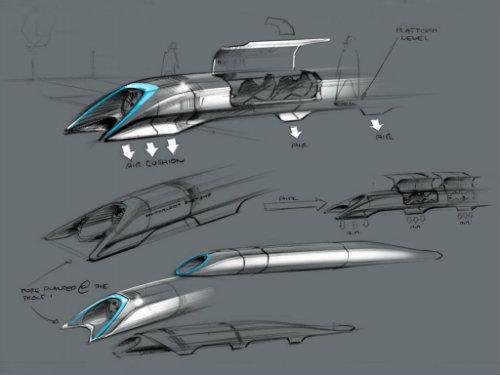 Dubai sẽ thử siêu phương tiện đạt vận tốc 1.280 km/h? - 4