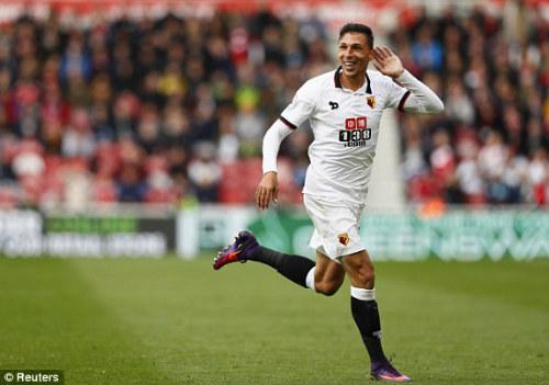 """Middlesbrough - Watford: """"Nhát kiếm"""" chí mạng - 1"""