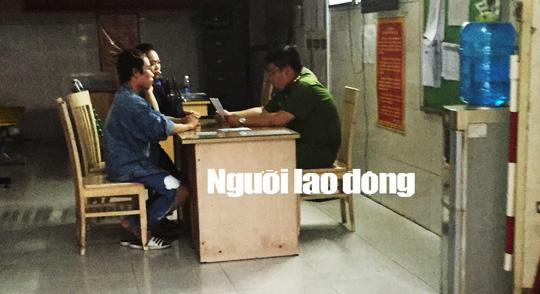 """""""Hiện tượng mạng"""" Tùng Sơn đến công an cầu cứu - 1"""