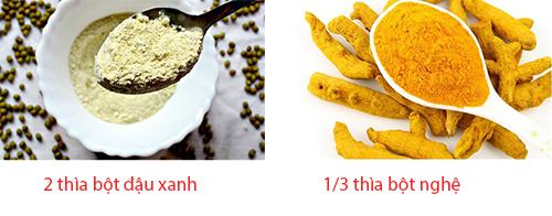 3 giải pháp chăm sóc da mịn với mặt nạ bột đậu xanh - 3
