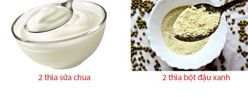 3 giải pháp chăm sóc da mịn với mặt nạ bột đậu xanh - 2