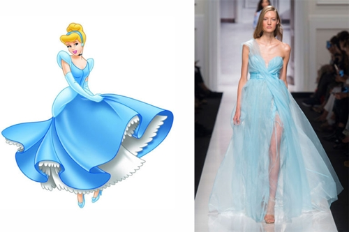 Muốn hóa công chúa Disney chẳng khó nữa rồi! - 4