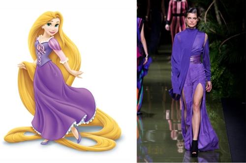 Muốn hóa công chúa Disney chẳng khó nữa rồi! - 8