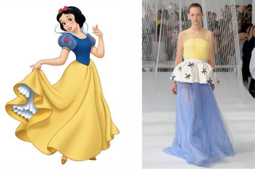 Muốn hóa công chúa Disney chẳng khó nữa rồi! - 10