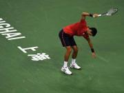 Thể thao - Djokovic: Bị phế ngôi, đập vợt và báo động đỏ