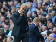 Bóng đá - Man City 2 trận mất điểm, Pep quyết không thay đổi