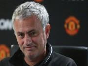 Bóng đá - Mourinho: Liverpool không đặc biệt, MU thắng cũng thường