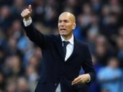 """Bóng đá - Real thắng đậm, Zidane mừng vì Ronaldo """"giải hạn"""""""