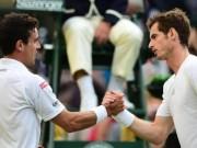 Thể thao - TRỰC TIẾP Murray – Agut: 2 set đối lập