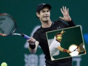"Murray - Agut: Đẳng cấp ""dập"" phong độ (CK Shanghai Masters)"