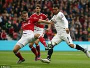 Chi tiết Middlesbrough - Watford: Bảo toàn thành quả (KT)