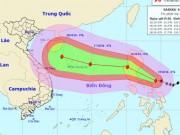 Tin tức trong ngày - Thủ tướng chỉ đạo khẩn ứng phó với siêu bão Sarika