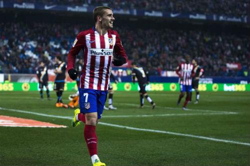 NÓNG: MU đàm phán Atletico mua Griezmann 80 triệu bảng - 1