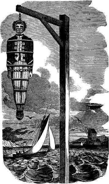Lồng treo hành hình ghê rợn thời Trung cổ - 2