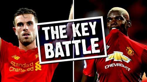 Điểm nóng Liverpool – MU: Chìa khóa Henderson – Pogba - 3