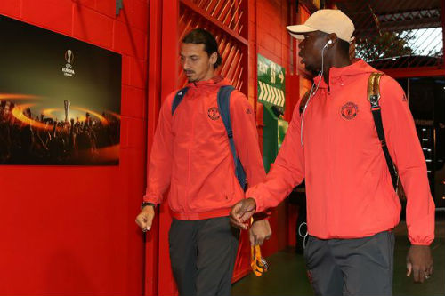 "MU đấu Liverpool: Rooney dự bị, Mourinho bị FA ""soi"" - 1"