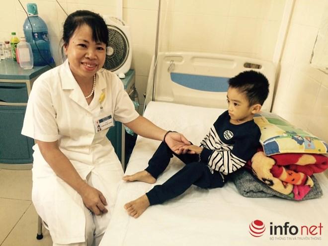 Con bị ung thư vượt qua cửa tử và nỗi ân hận của người mẹ trẻ - 2