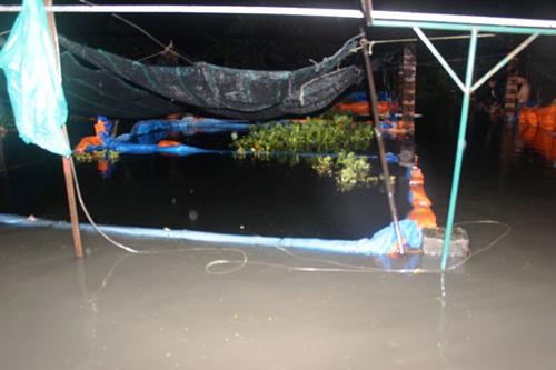 TPHCM: Vỡ bờ bao, dân tháo chạy khỏi nhà trong đêm - 6