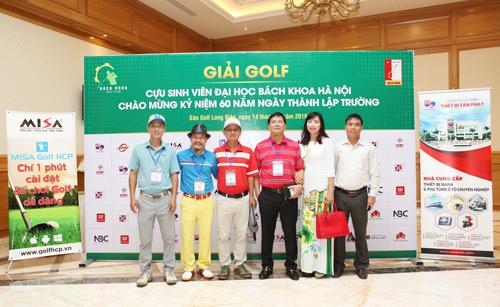 120 Golf thủ quy tụ tại giải Golf cựu sinh viên ĐH Bách Khoa - 4