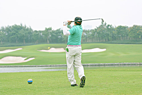 120 Golf thủ quy tụ tại giải Golf cựu sinh viên ĐH Bách Khoa - 5