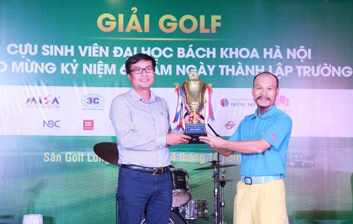 120 Golf thủ quy tụ tại giải Golf cựu sinh viên ĐH Bách Khoa - 6