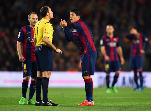 Luis Suarez ở Barca: Tật xấu khó chừa - 1