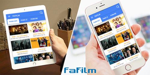 Mobifonetv trình làng gói phim tổng hợp FAFILM - 2