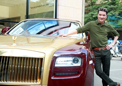 """Hai """"ông hoàng"""" siêu giàu, độc thân của Vbiz - 8"""