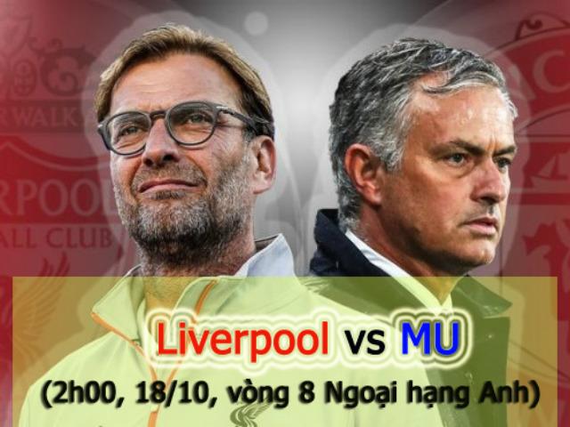 Bóng đá - Liverpool – MU: Nối dài ân oán
