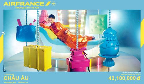 Ưu đãi từ Air France cho các hạng ghế cao cấp - 1