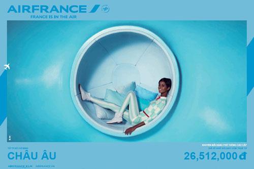 Ưu đãi từ Air France cho các hạng ghế cao cấp - 2