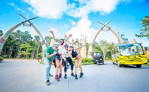 4 cung bậc cảm xúc tại vườn thú mở đầu tiên và duy nhất của Việt Nam - 4