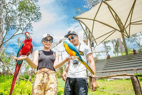 4 cung bậc cảm xúc tại vườn thú mở đầu tiên và duy nhất của Việt Nam - 3