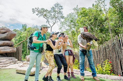4 cung bậc cảm xúc tại vườn thú mở đầu tiên và duy nhất của Việt Nam - 6