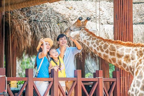 4 cung bậc cảm xúc tại vườn thú mở đầu tiên và duy nhất của Việt Nam - 10