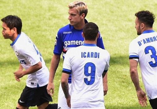 Sao Inter bị mafia dọa bẻ gãy chân vì dám cướp vợ bạn - 3